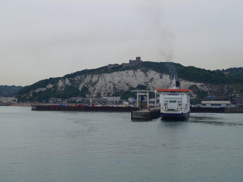 Ferry De Calais A Dover Mi Ba L De Blogs