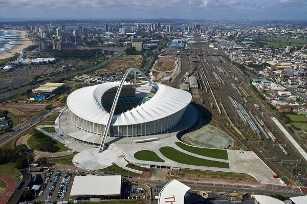 HOME OF SPORTS: Famous Soccer Stadiums