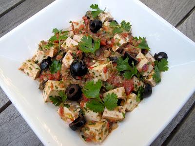 IMG 4918 Mexi Cali Tofu Salad