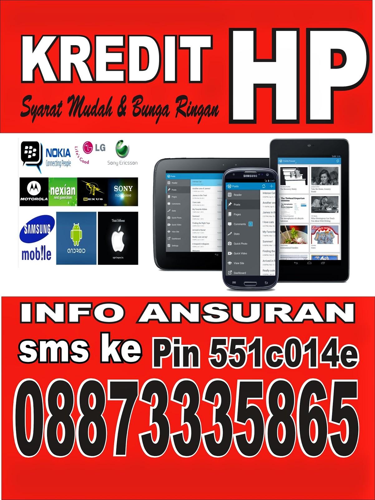 kredit Hp, Laptop, elektronik Khusus Daerah Bali : kredit ...