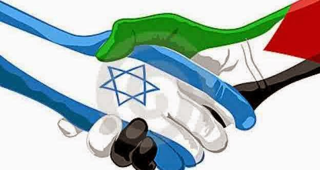 Israel Palestina Damai