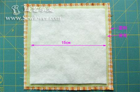 Officina kriativa da cris cesta de costura de tecido - Cesta de costura ...