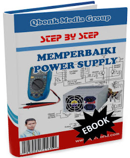 LangitKomputer.com - Ebook Cara Memperbaiki Power Supply Komputer