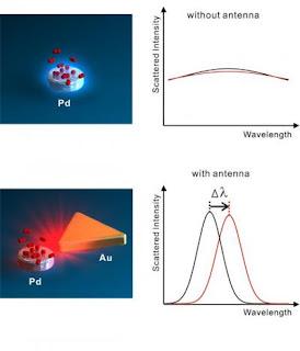 Nanoantenna Plasmonic Sensing
