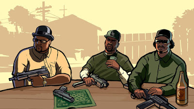 Cheat PC Games , Gta san andreas Cheat