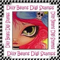 Dillly Beans Stamps