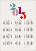 2015 Calendar | Free Printable