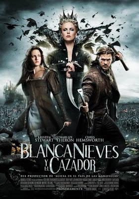 BlancaNieves y la leyenda del Cazador (2012) TS Español Latino 900MB avi