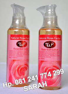 Rose Bath Lotion Untuk Kecantikan Kulit