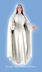 MARY, MEDIATRIX OF ALL GRACES