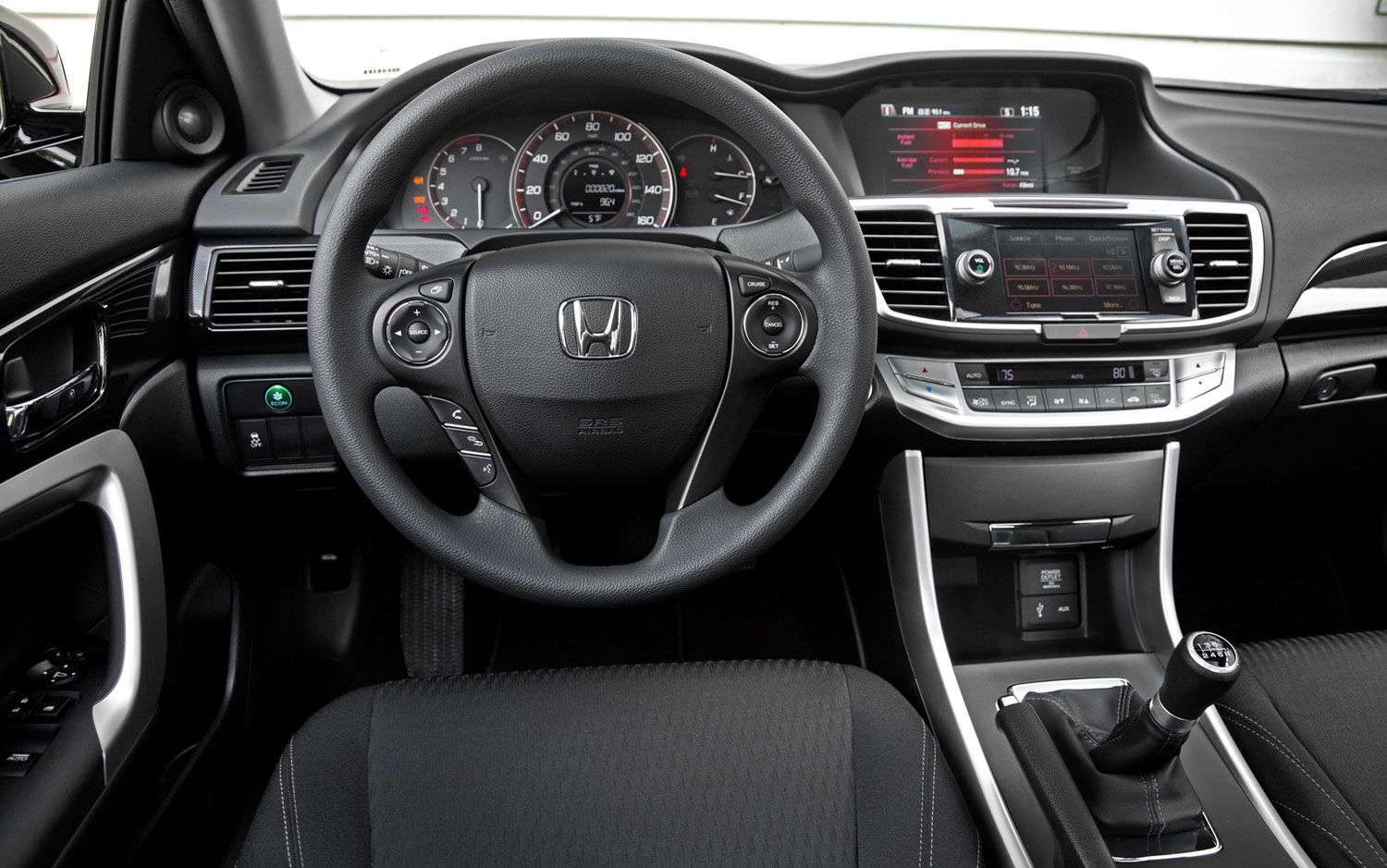 2013 Honda Accord Ex Coupe First Test Latest Auto Design