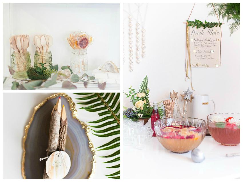 Mesa dulce inspirada en las hadas by HABITAN2