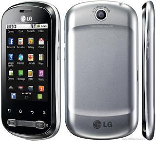 LG Optimus Me P30-9