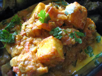 Shahi Paneer (Butter Paneer Masala)