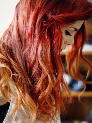 color pelo mechas peinados 2014