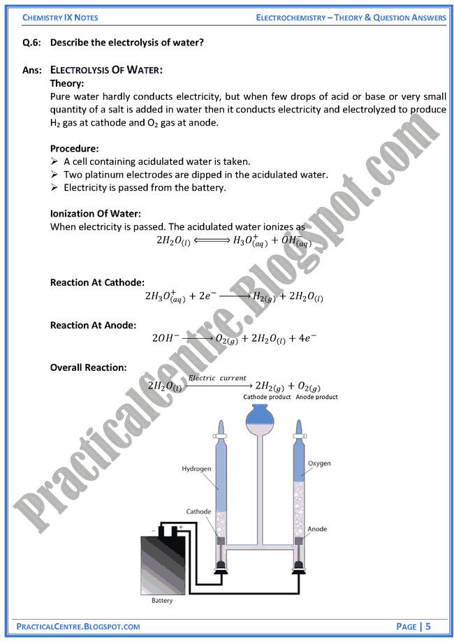 electrochemistry-theory-and-question-answers-chemistry-ix
