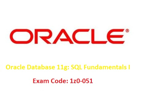 Oracle Certification Exam Dumps, 1Z0-051, 1Z0-053, 1Z0-052, 1Z0-532 ...
