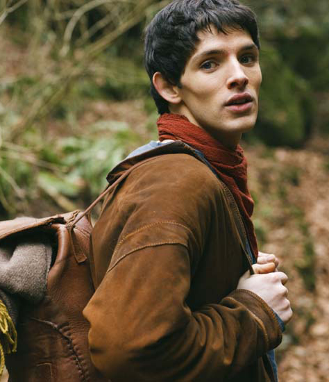 Merlin Cult Classic Connecting Bbc Tv Series Merlin W