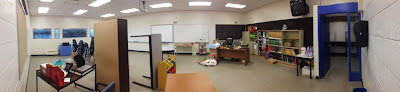miss l's whole brain teaching classroom reveal, classroom set up, setting up a classroom for blogging, high school classroom, high school classroom setup
