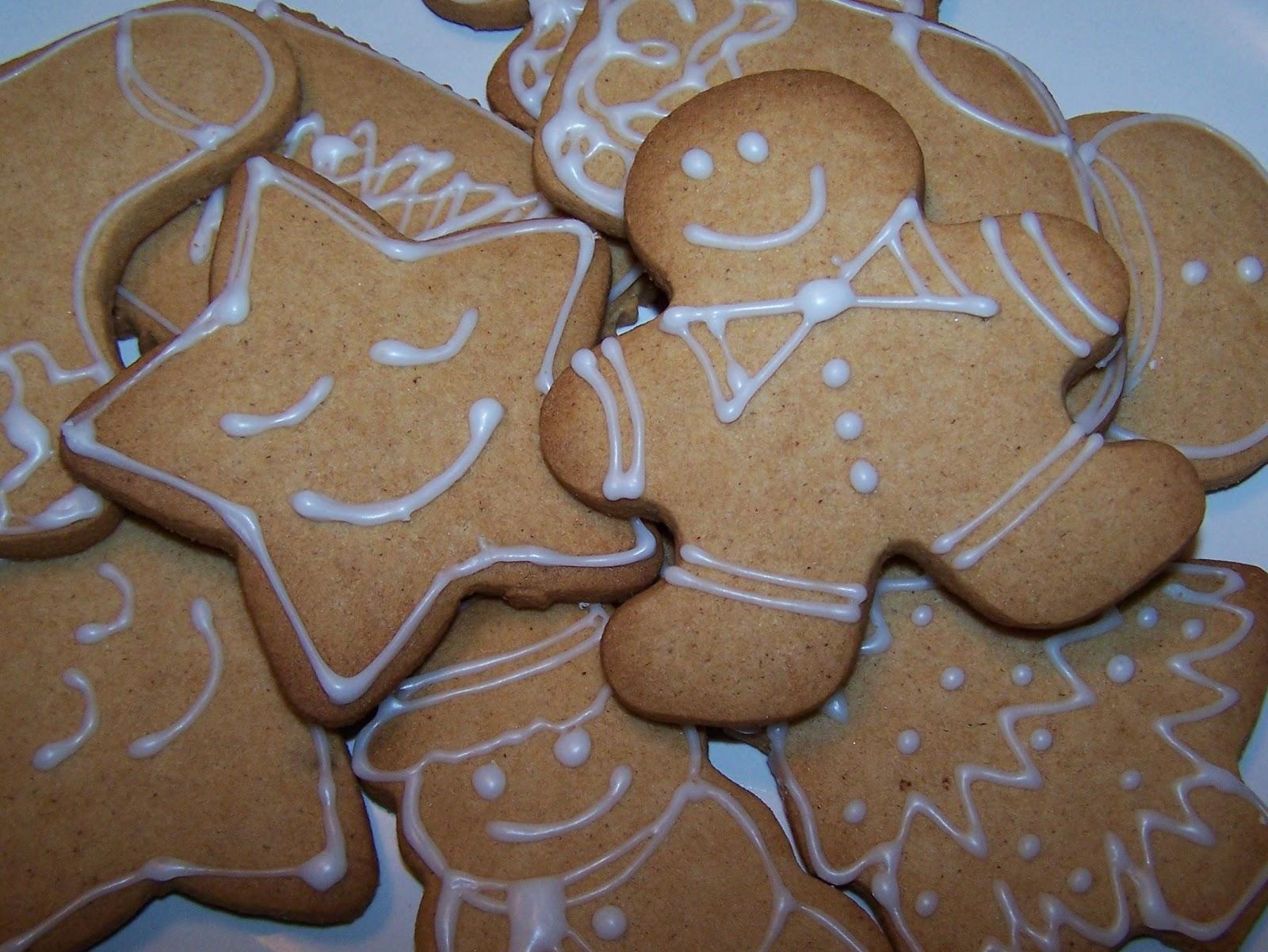 EZ Gluten Free: Gluten Free Gingerbread Cookies