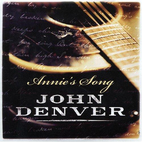 Annie's Song Guitar Chords - John Denver