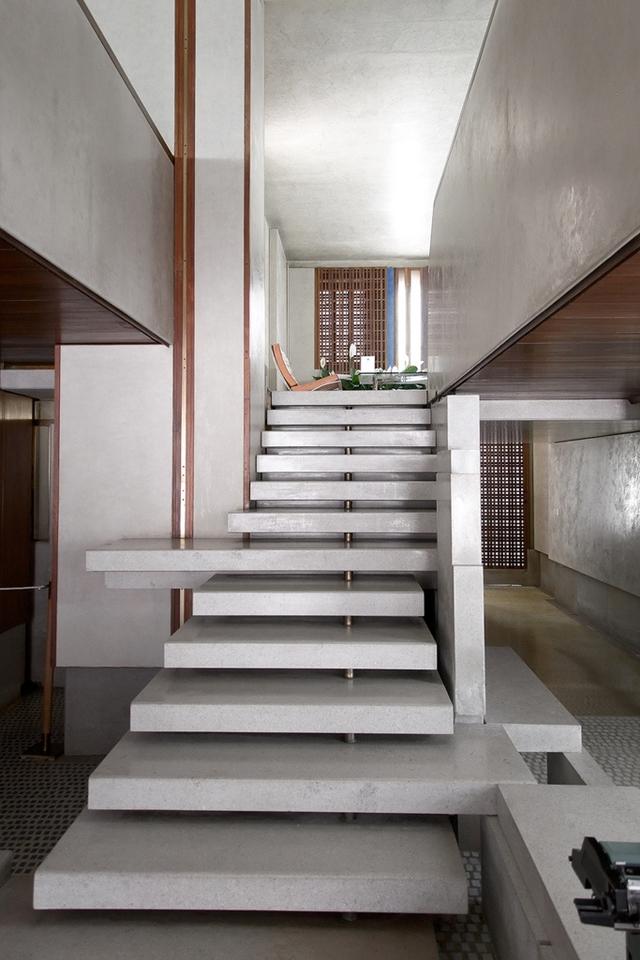 20 creative stairs for top inspiration interior design - Carlo scarpa architecture and design ...