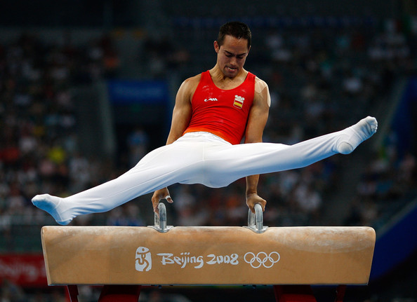 Olympic Horse Gymnastic