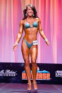 Figure and Fitness UNIVERSE PRO
