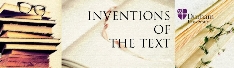 Inventions of the Text