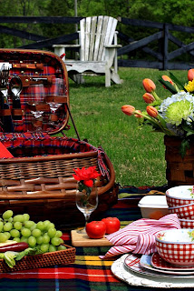 Tartan Picnic