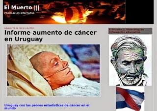 http://elmuertoquehabla.blogspot.nl/2014/02/informe-aumento-de-cancer-en-uruguay.html