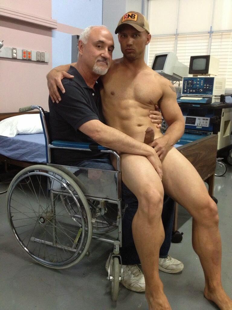 huge dick men fock handicap women
