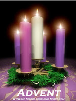 Advent Wreath, Advent, Christmas