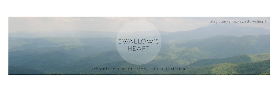 swallow&#39;s heart