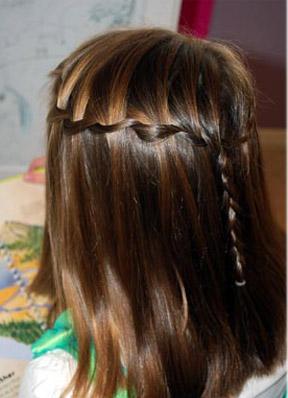 blogpiratamorgancom 4 peinados ms para nias - Peinados Chulos