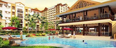 Maui Oasis Sta. Mesa Manila Amenity, Condominium for sale in Manila, Filinvest