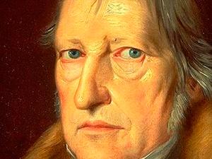 Hegel adulto
