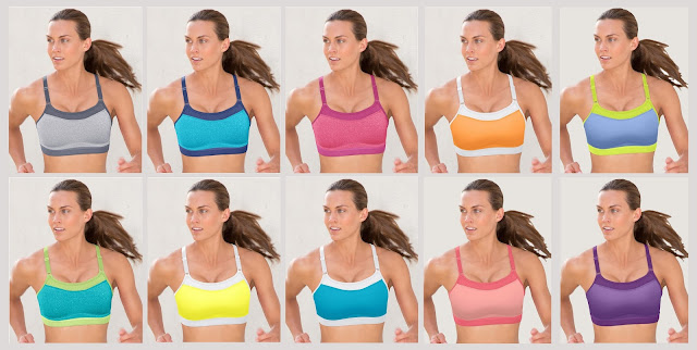 Women's Champion The Show-Off Sports Bra