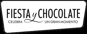 Fiesta y chocolate eventos. Celebra un gran momento.