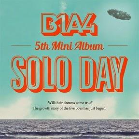 "B1A4 - ""Solo Day"""