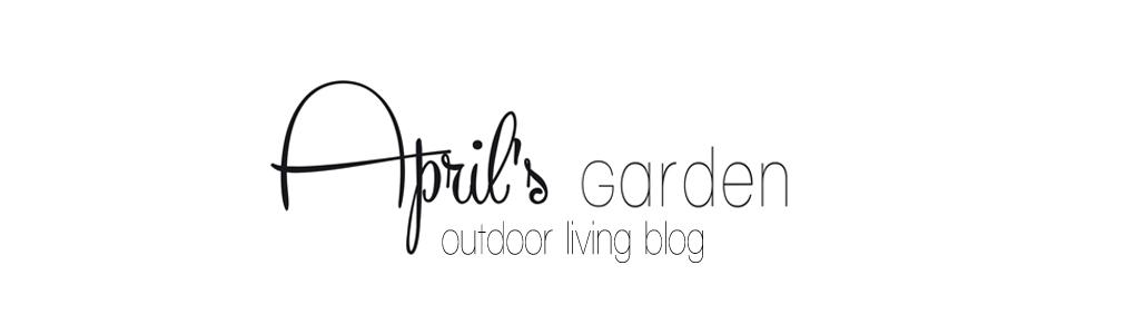 April's garden