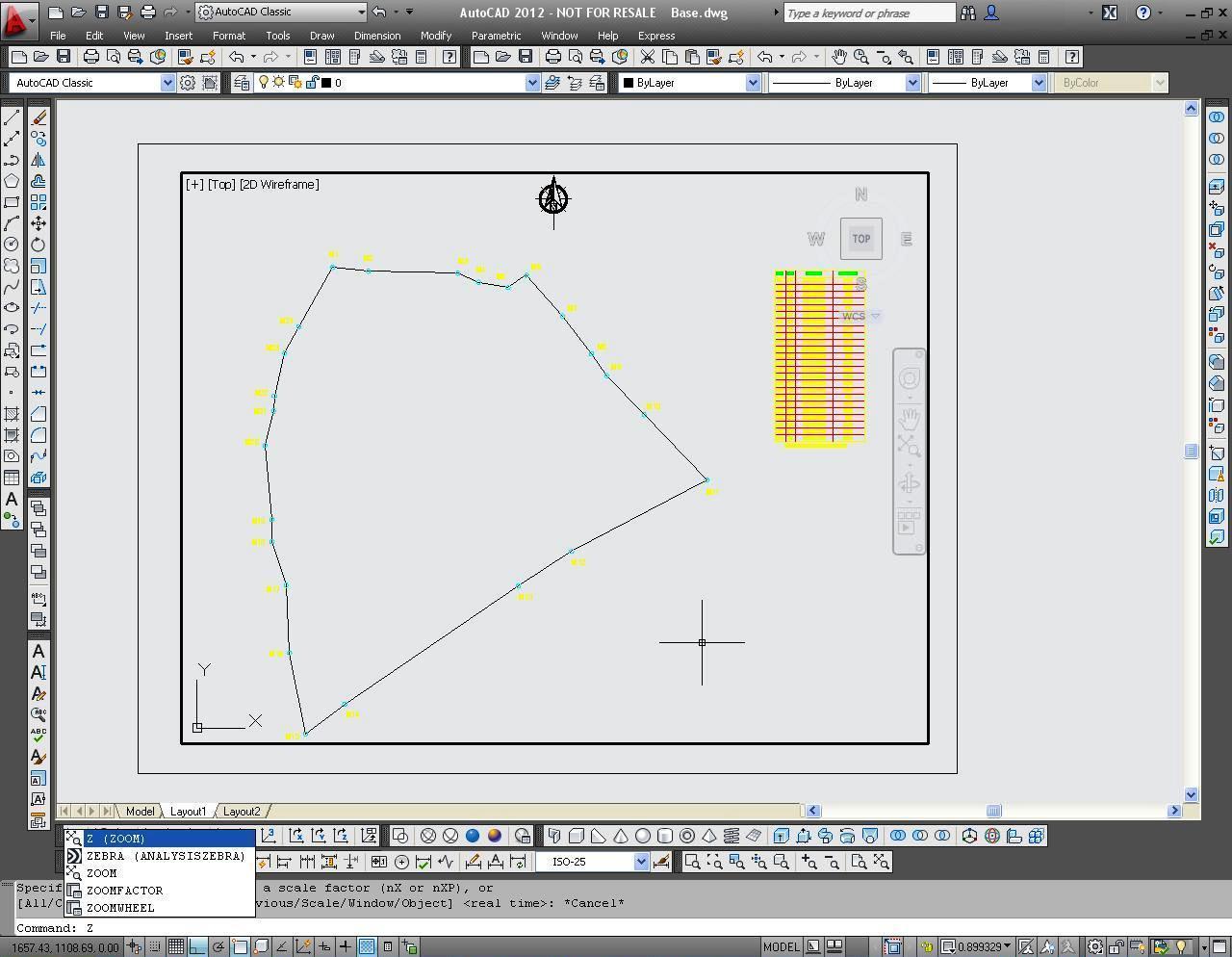 Como imprimir un plano en autocad parte i for Programa para hacer planos a escala