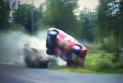 Acidentes espetaculares,Compilação de acidentes 2011