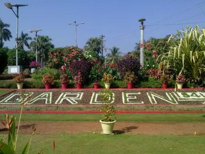 Margao Municipal Garden - Margao