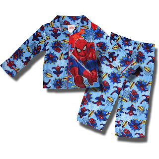spiderman pajamas on sale for boys, girls and adults