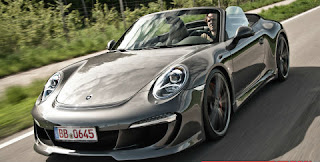 Gemballa GT Porsche 911 (991) Cabriolet Aerokit