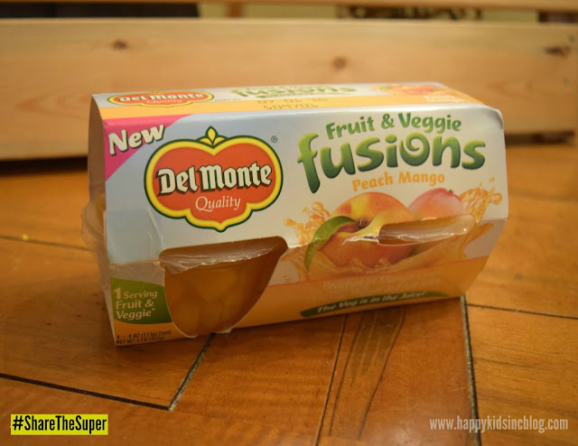 Del Monte Fruit Fusions #ShareTheMoment Sweepstakes
