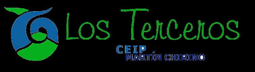 Los terceros del Ceip Martín Chirino