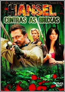 Download - Hansel contra as Bruxas – DVDRip AVI + RMVB Dublado ( 2013 )