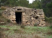 La Barraca de Vinya del Faci del Racó del Trull